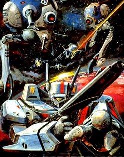 Robotech Poster
